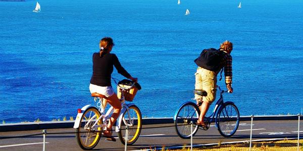 izmir körfezi bisiklet parkuru
