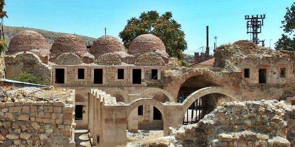 beypazari Suluhan camii