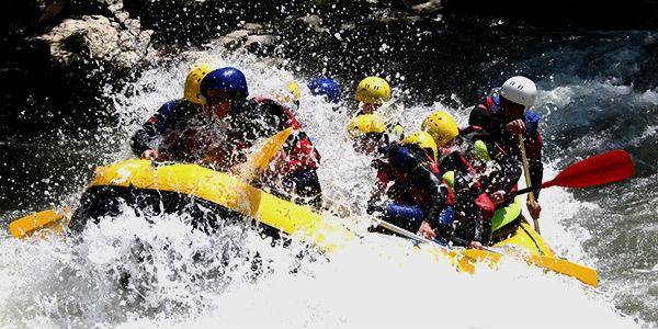 melen cayinda rafting