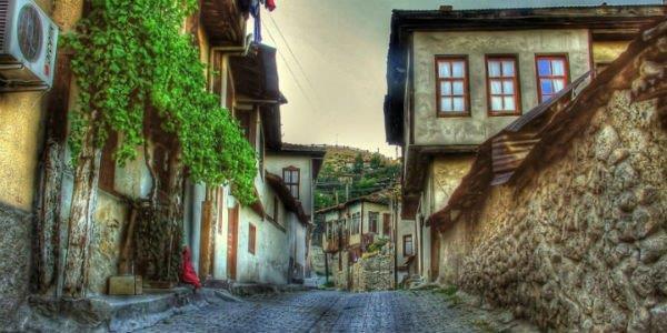 beypazari sokaklari