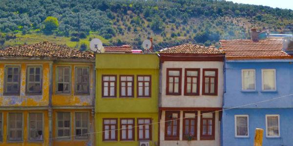 tirilye evleri