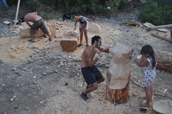 Kabak Koyu Ah�ap Festivali
