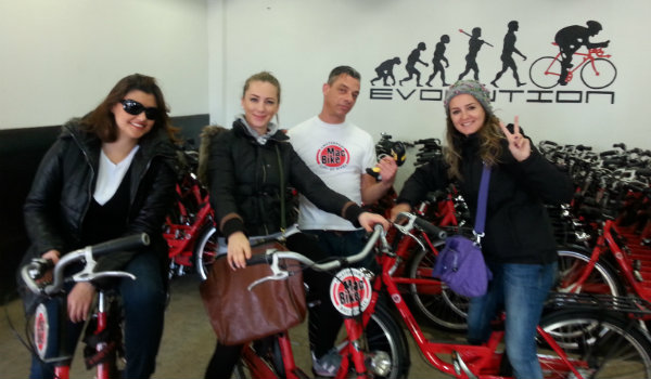 Amsterdam Bisiklet Macbike