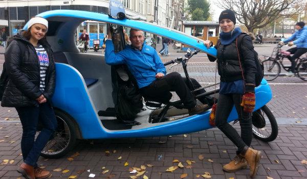 Amsterdam De�i�ik Bisiklet