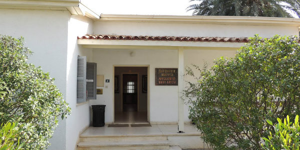 Barbarlık müzesi kıbrıs