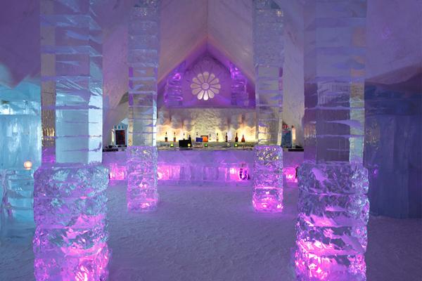 Buz Otel Kanada