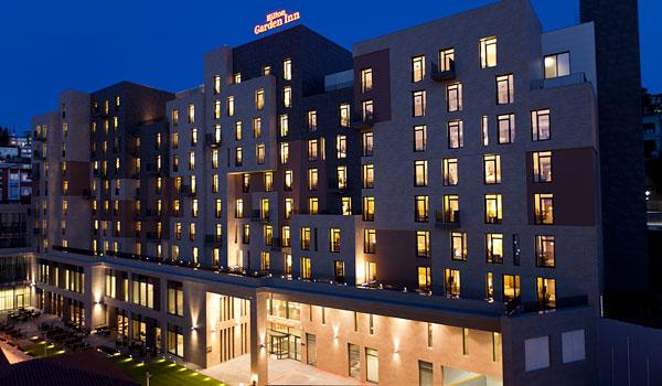 Hilton Garden Inn İstanbul Golden Horn