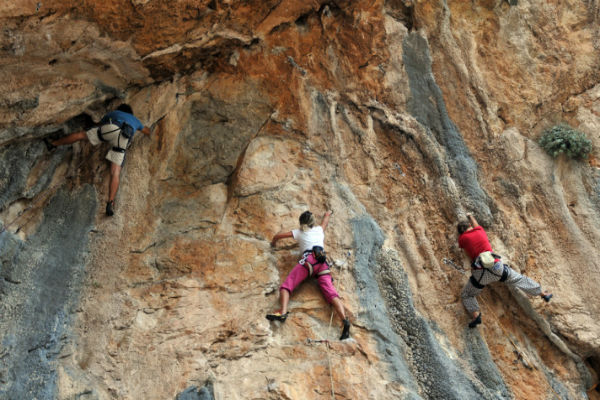 Kaya Tırmanisi