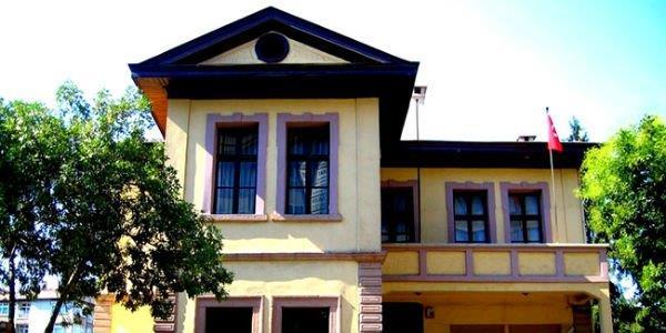 konya ataturk evi muzesi
