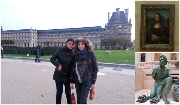 Louvre Müzesi Paris