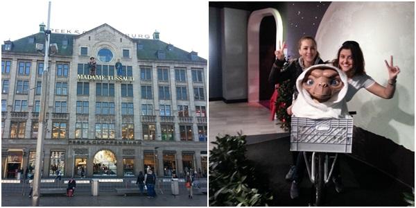 Amsterdam Madame Tussauds