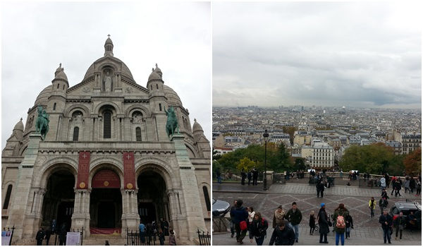Montmarte Tepesi Paris