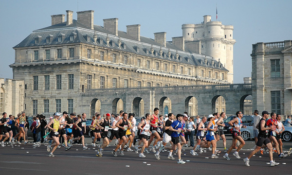 Paris Maratonu