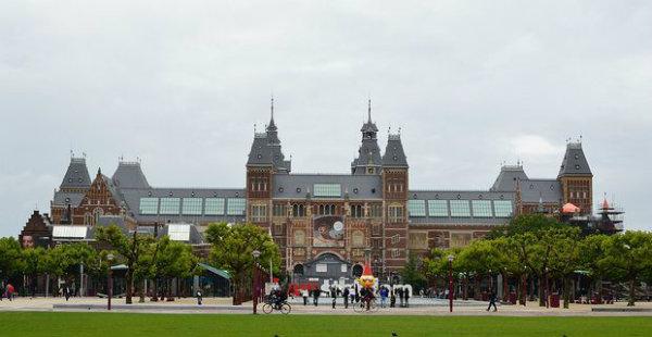 Amsterdam Rijks M�zesi