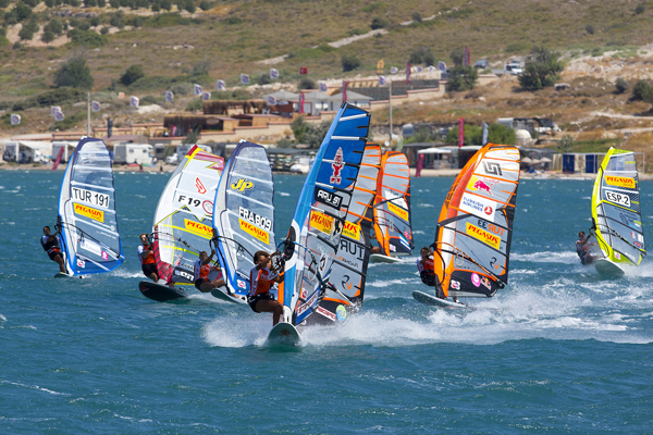 PWA Windsurf Dünya Kupası