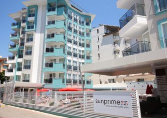 Sunprime Ocean Alanya Beach Suites & Spa
