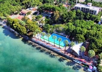 Shark Hotels Ömer Holiday Resort