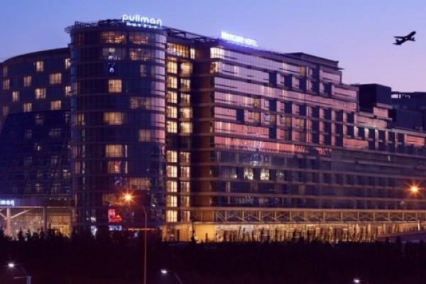 Pullman İstanbul Airport Hotel & Convention Center