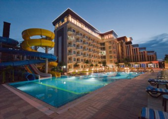 Elegance Resort Hotel Spa Wellness Yalova