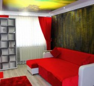 Red Deluxe Suites