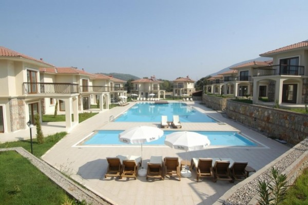Orka Mountain View Villas