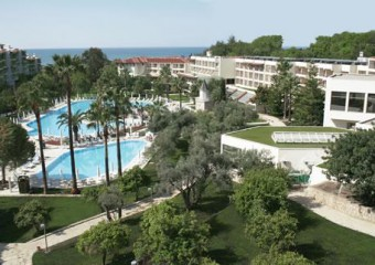 Barut Hemera Resort Side