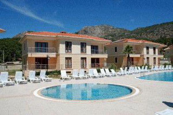 Alinn Club Hotel Marmaris