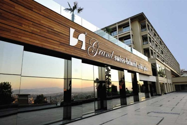 Grand Swiss-Belhotel Çelik Palas Termal Spa