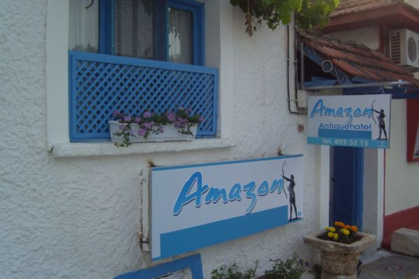 Amazon Antik Guest House Selçuk