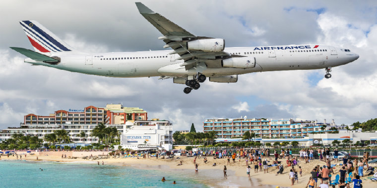 Princess Juliana International Airport